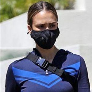 Respirator Mask (Black)